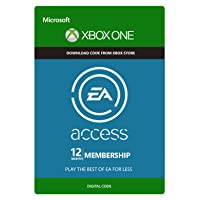EA Access 12 Month Subscription XBOX One [Digital Code]
