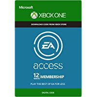 EA Access 12 Month Subscription for XBOX One [Digital Code]