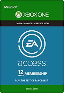 EA Access 12 Month Subscription - Xbox One [Digital Code