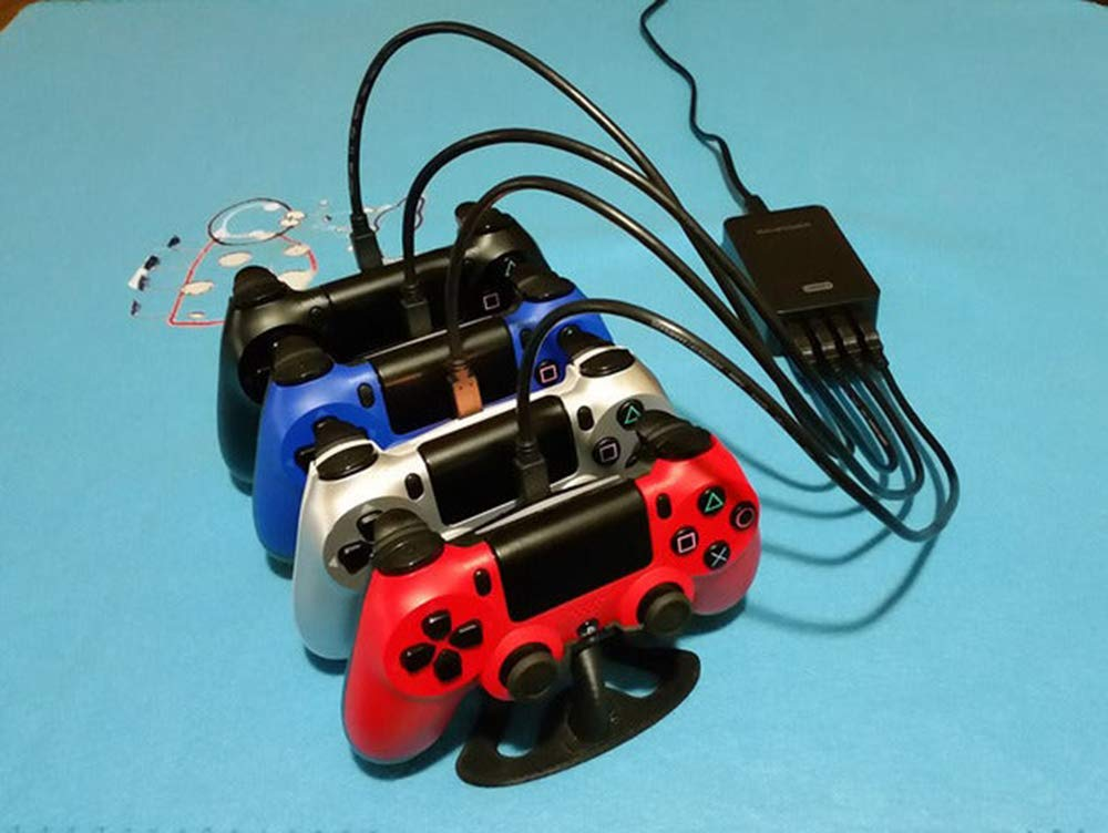 Sony PlayStation 4 DualShock Multi-Stand Holds 4 PS4 DualShock Controllers