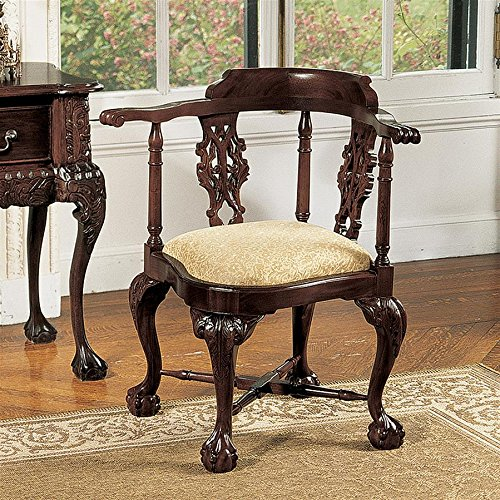 Madison Collection Chippendale Corner Chair