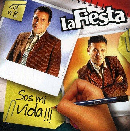 Fiesta L.A. - Sos Mi Vida (CD)