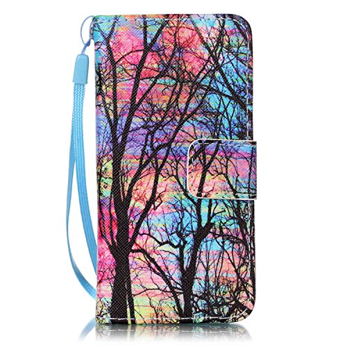 iPod Touch 7 2019 Case, SAVYOU iPod Touch 6 Case Stand Wallet Purse Credit Card Holder PU Leather Slim Fit Cover for iPod Touch 7th/6th/5th Generation Wrist Strap Magnetic Closure