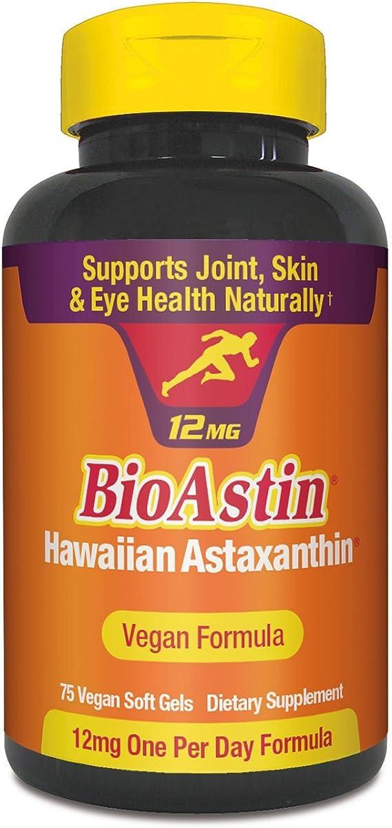 BioAstin Hawaiian Vegan Astaxanthin