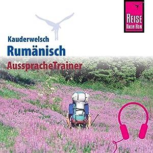 Rumänisch (Reise Know-How Kauderwelsch AusspracheTrainer) Hörbuch