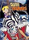 Tigres et nounours - Intégrale, tome 3 : Troisième voyage par Bullock