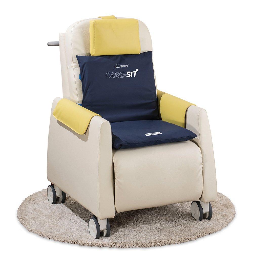 Repose 450 mm Alivio de Presión care-sit estática silla y ...