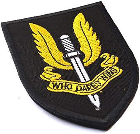 Parche de la Gran Unión Británica de la Policía Nacional, bandera de Inglaterra,equipo táctico militar bordado moral coser en el Reino Unido emblema parche aplicable para abrigo,chaqueta,gorro,mochil: Amazon.es: Hogar