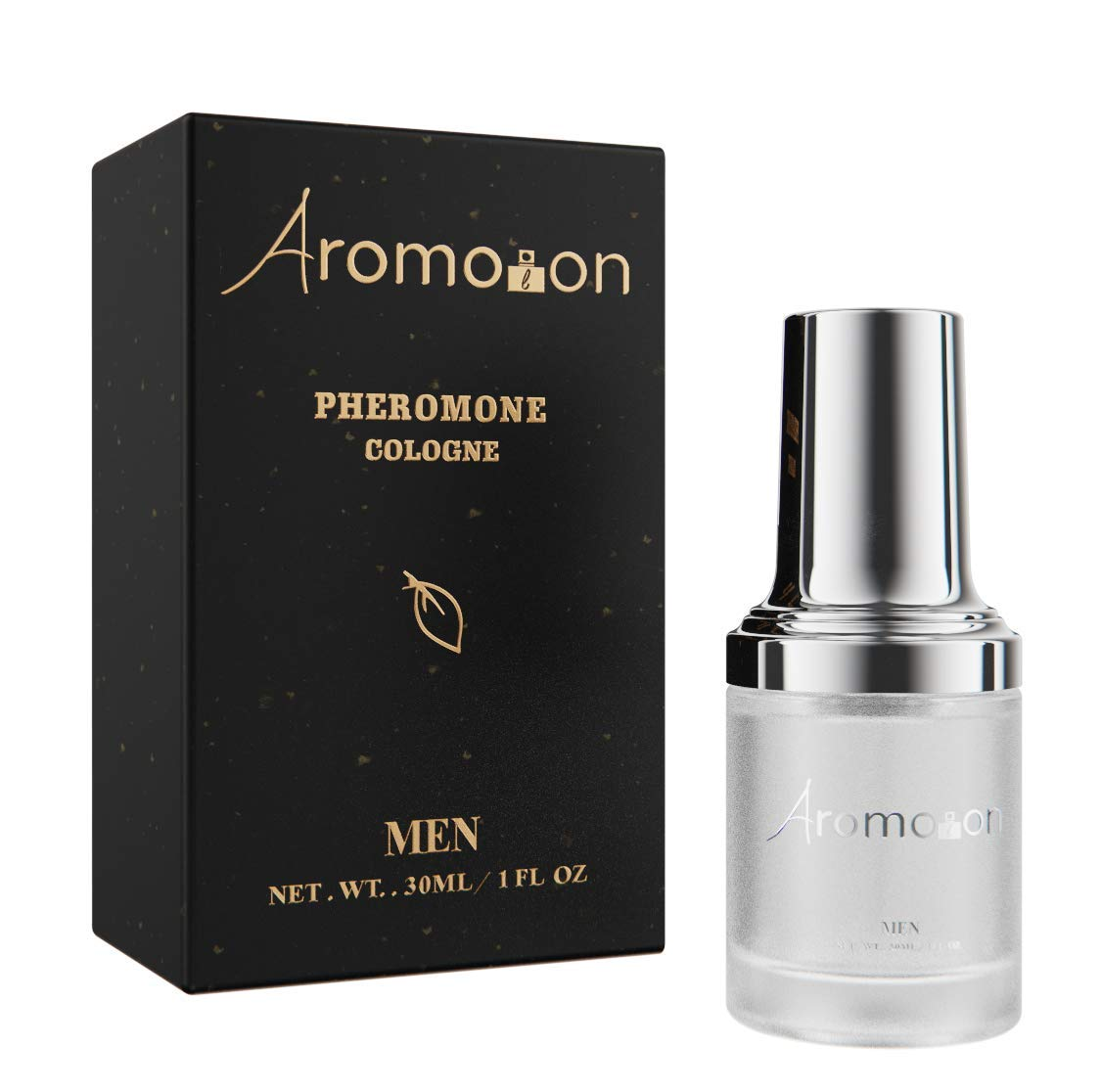 Aromolon Pheromones for Men – Unique Scent Pheromones to Attract Women Concentrate – Bold and Conc Cologne for Him – Seducing Pheromone Cologne for the Perfect Gentleman – Fresh Woody Fragrance – 30ml
