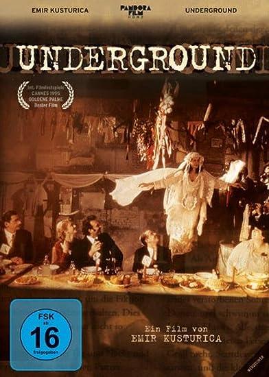 Underground [Alemania] [DVD]: Amazon.es: Miki Manojlovic, Lazar ...