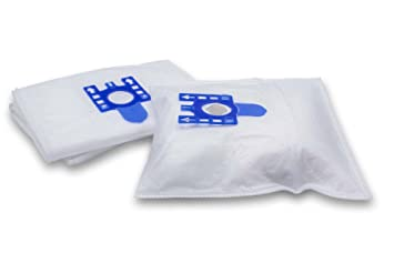 vhbw 10x Bolsas de aspiradora de fieltro para aspiradoras Miele Cat & Dog 2200, Cat