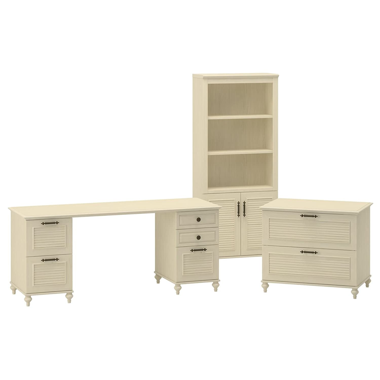 Amazon.com: kathy ireland Office by Bush Furniture Volcano Dusk ...