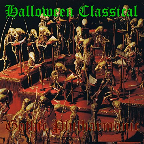 Halloween Classical Music: Macabre, Mysterious, Spooky and Scary Classics