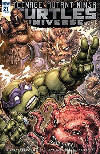 Amazon.com: Teenage Mutant Ninja Turtles Universe #21 eBook ...
