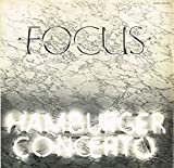 Focus: Hamburger Concerto [Vinyl]