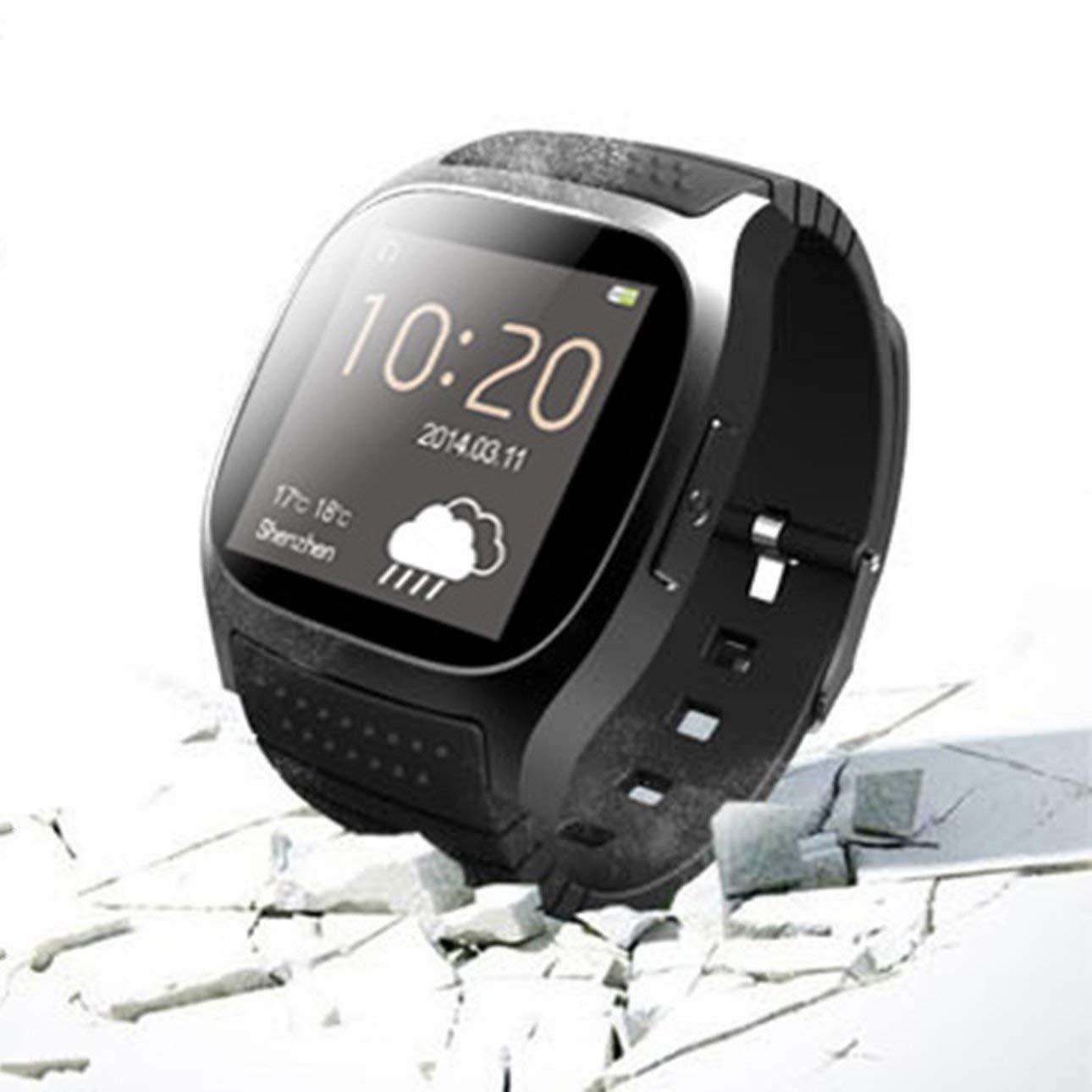 Amazon.com: M26 Life Waterproof Smartwatch Bluetooth Smart ...