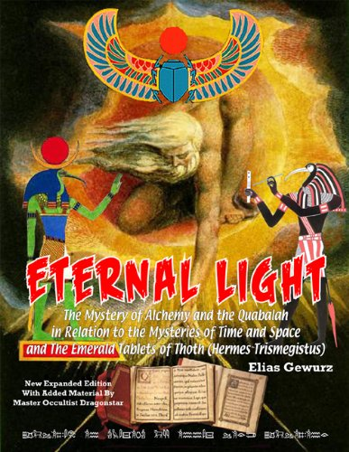 (Eternal Light And The Emerald Tablets Of Thoth)