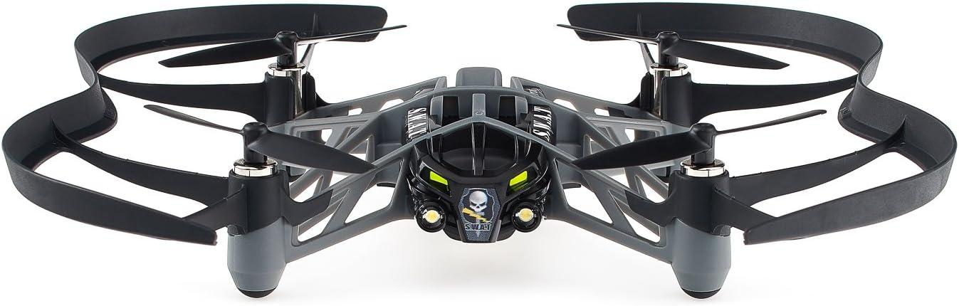 Parrot Airborne Night MiniDrone - SWAT (Black)