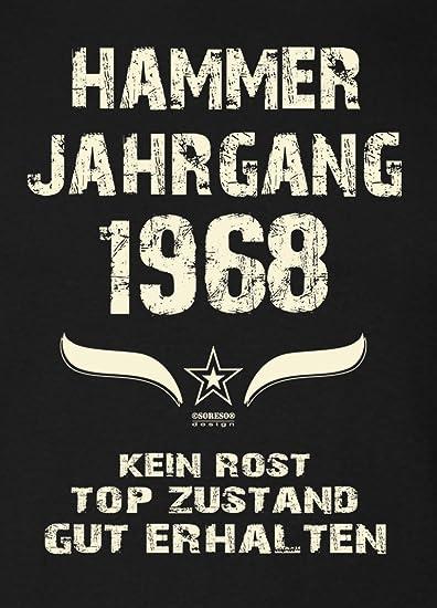 Geschenk Set Zum 50 Geburtstag Hammer Jahrgang 1968 Schurze