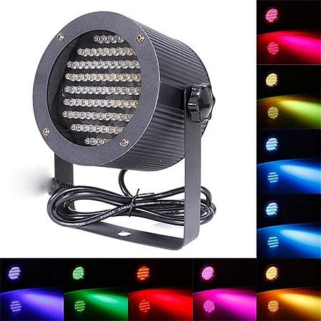 Color light Luz de Escenario de luz LED para Discoteca DJ ...
