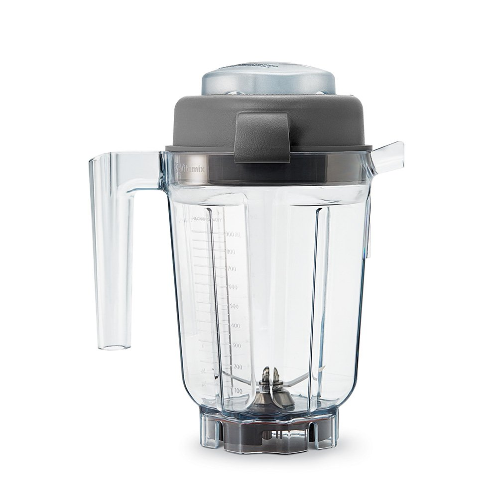 Vitamix 32-Ounce Container with Wet Blade and 2 Part Lid 15842