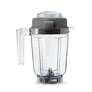 Vitamix Container, 32 oz, 32 Ounce, Clear