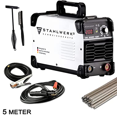 STAHLWERK ARC 200 ST IGBT 1795-001