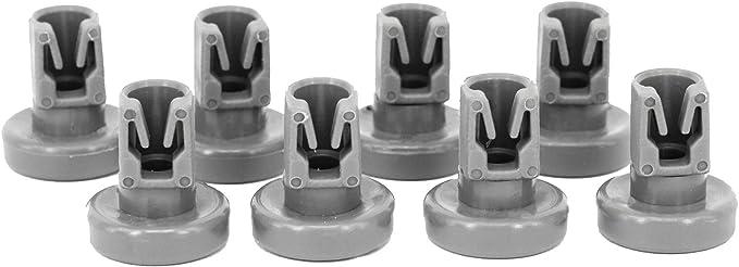 ELECTROLUX ESL63010 DISHWASHER OBERKORBS WHEELS X 8 50286967000