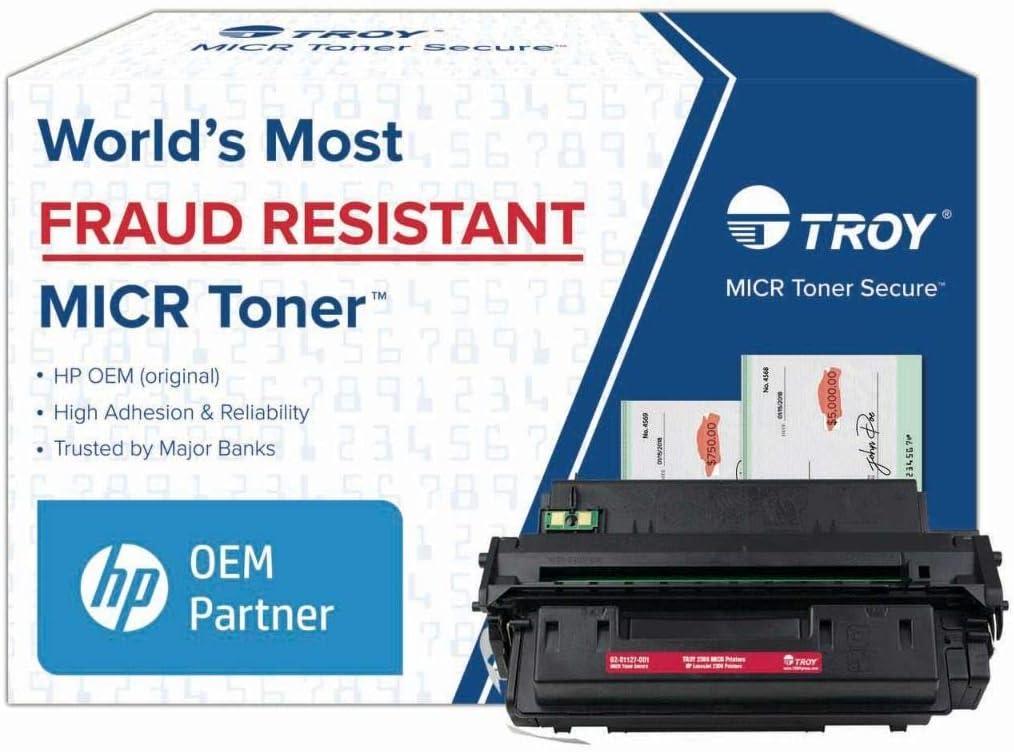 TROY 2300 MICR Toner Secure Cartridge
