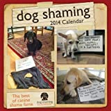 Dog Shaming 2014 Wall Calendar by Pascale Lemire (2013-07-16)