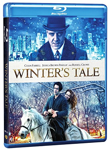Winter's Tale (2013) (Blu-ray+DVD)