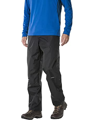 8d6f7ed6809 Berghaus Men s Deluge Waterproof Breathable Over Trousers