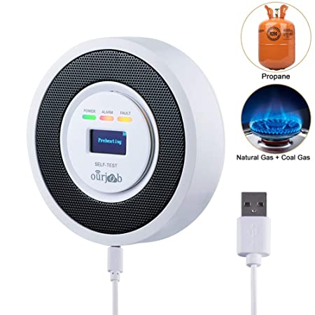 Special Section Abs 2 In 1 Carbon Monoxide Detectors Voice Strobe Home Security Safety Co Gas Carbon Smoke Alarm Detector Sensor Alarm Fire Protection Back To Search Resultssecurity & Protection