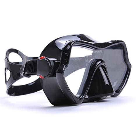 cf8b652a7fe YFX Create Diving Mask Nose Cover Swim Goggles Scuba Freediving Swimming  Mask for Men Women Adult