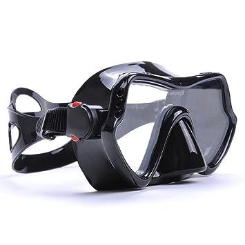 yfx crear nariz para nadar gafas de buceo apnea máscara de buceo gafas de natación para