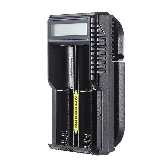 Nitecore portátil práctica pantalla LCD gestión USB UM20 ...