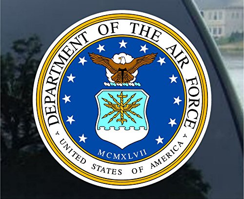 us-department-of-air-force-car-bumper-sticker-4-x-4