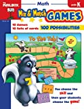 Mix and Match Games, The Mailbox Books Staff, 1562348019