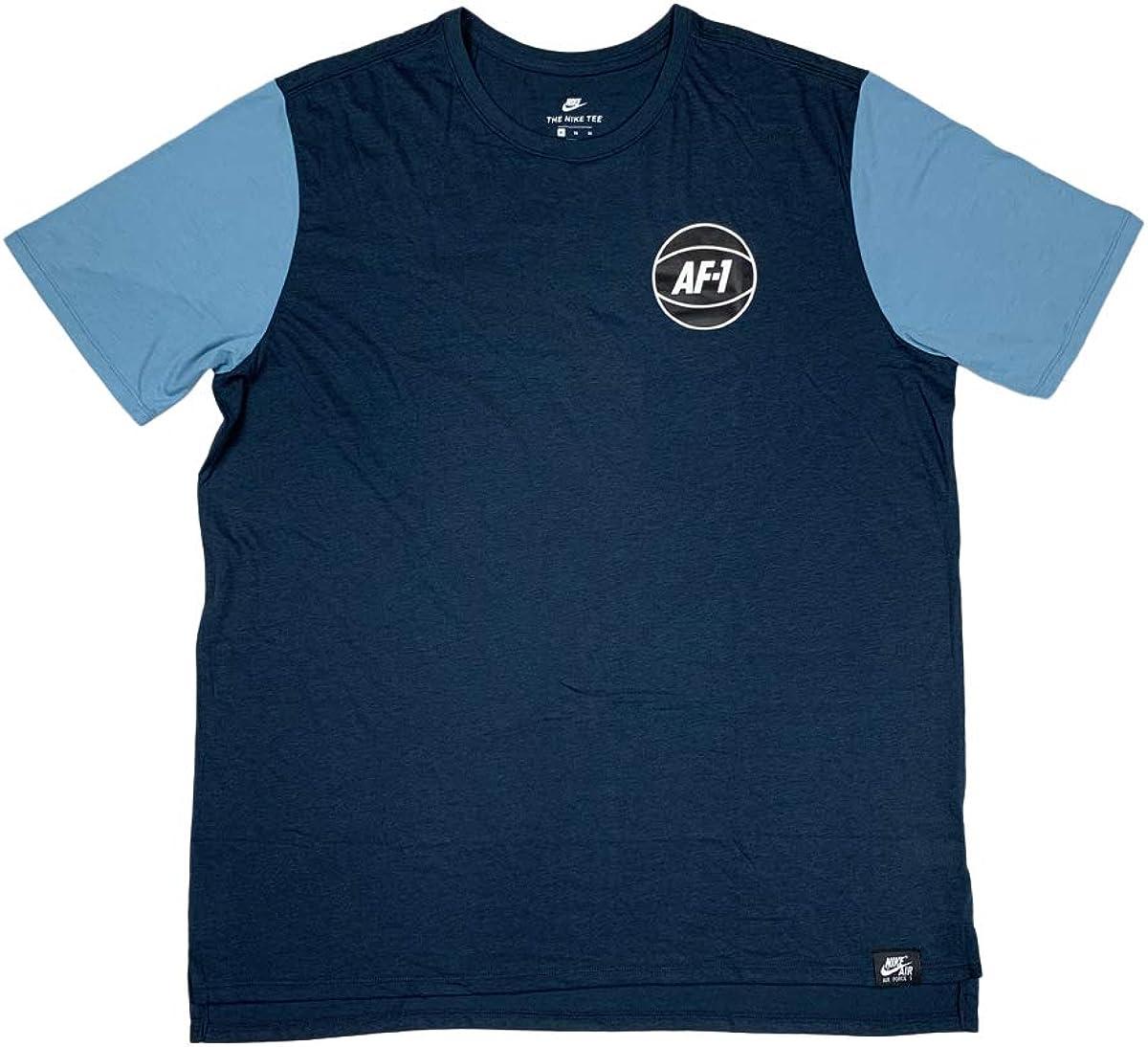 Nike Mens Air Force 1 82 Short Sleeve