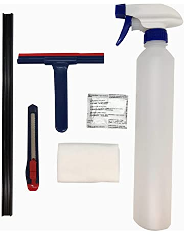 G Greenfilm Static Cling Window Tint Installation kit Cling Universal for 70% 20% 5