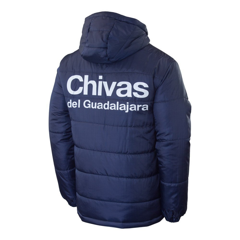 Amazon.com: Chivas de Guadalajara chamarra Acolchada para ...