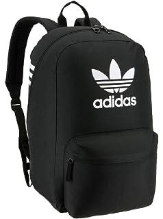 836120c103 Amazon.com: adidas Classic 3S II Backpack, Black, One Size: Clothing