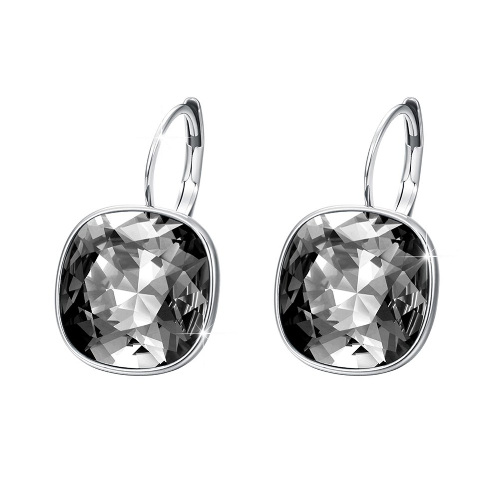 a48d21f63625 See all customer reviews · Xuping Fashion Beautiful Halloween Huggies Hoop  Earrings Crystals from Swarovski Women Girl Jewelry Cyber Monday Prime