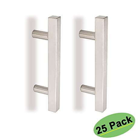 aluminum drawers x brushed nickel satin pulls drawer pull inch square flat of photo ctc