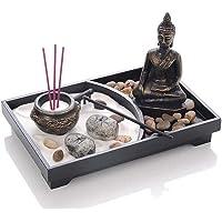 Feng Shui Jardín Zen Portavelas Porta-inciensos Meditación Buddha