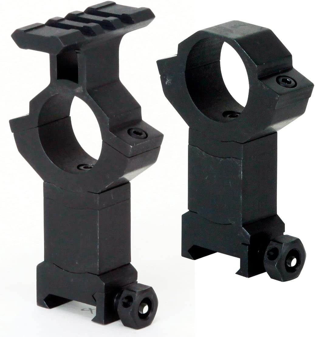 BSA STS Tactical Rifle Scope Rings, Aluminum