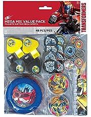 amscan Transformers Mega Mix Favor Pack (for 8 Guests)
