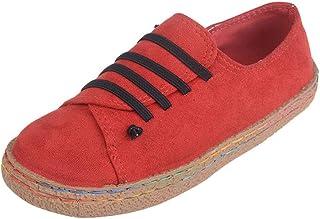 Subfamily Chaussures de sécurité Chaussures de sécurité Chaussures à Lacets en Daim Chaussons Bas Baskets Basses Femme