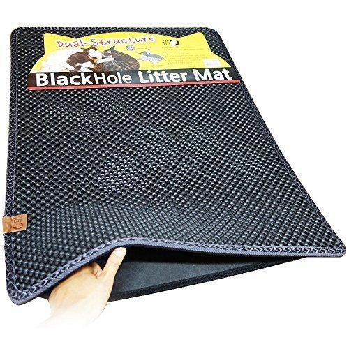 Blackhole Cat Litter Mat - Super Size Rectangular 30