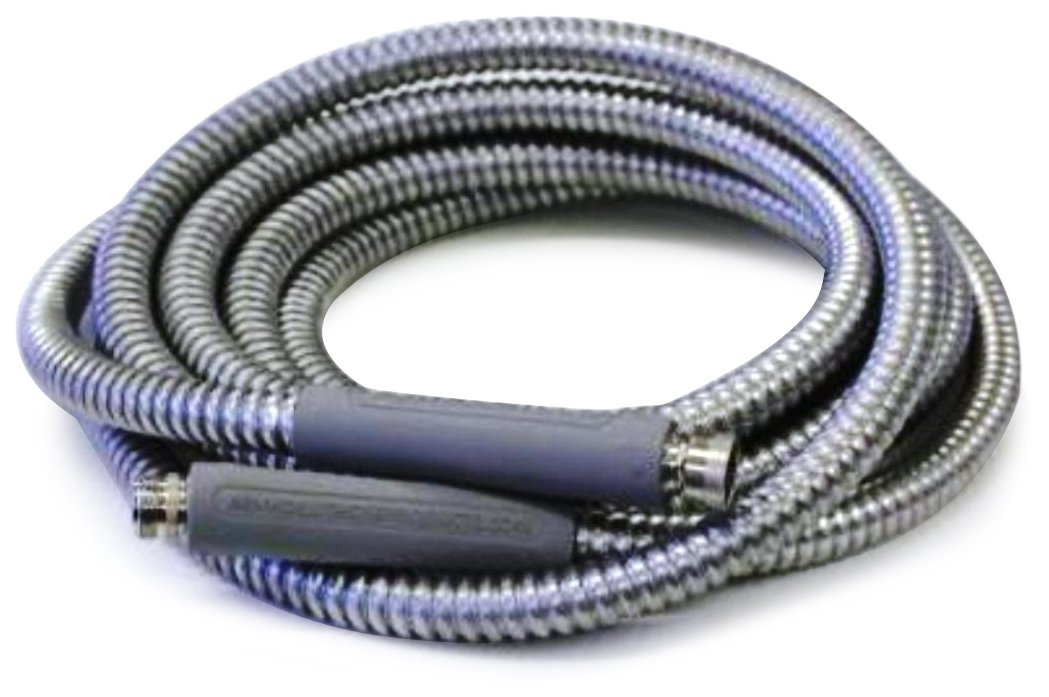 Armadillo Hose RV100 1/2-Inch by 100-Foot Galvanized Steel RV Water Hose